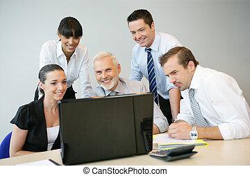 ordinateur portable, professionnels