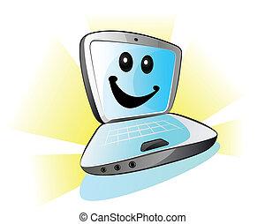 ordinateur portatif