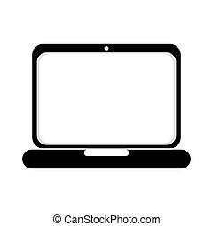 ordinateur portatif, portable