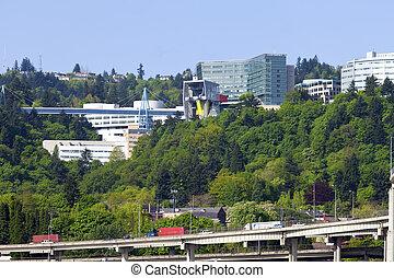 Oregon Health & Science University.