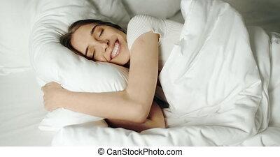 oreiller, étreindre