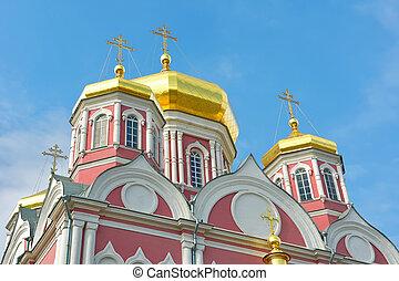 orel, -, notre, cathédrale, smolensk, dame, russie