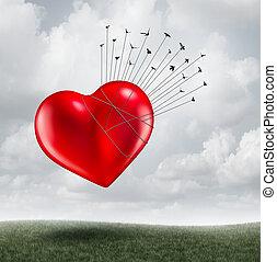 Organ Donation Concept