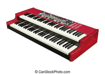organe électronique