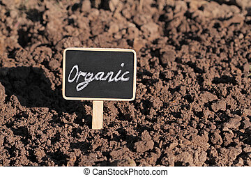 Organic agriculture,