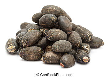Organic Barbados nut seeds. - Organic Barbados nut (Jatropha...