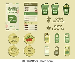 Organic Brand Identity