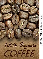 Organic Coffee ,sample text