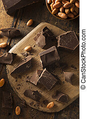 Organic Dark Chocolate Chunks