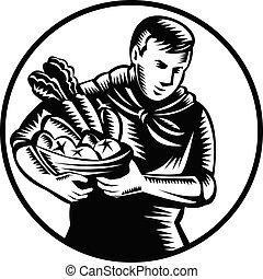 organic-farmer-with-farm-produce-wc-bw-cut