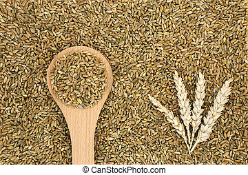 Organic Freekeh Rice for Healthy Nutrition