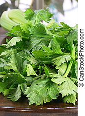 organic fresh celery
