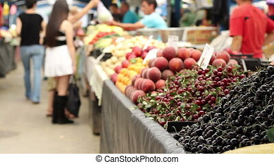 Organic Fruits Market