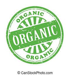 organic grunge rubber stamp