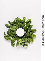 organic mint cream