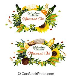 Organic natural sunflower and olive cooking oils - Natural ...