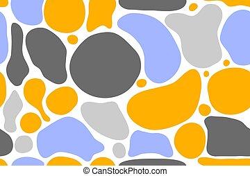 Organic seamless pattern