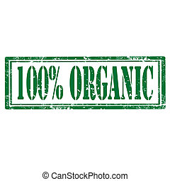 Organic-stamp