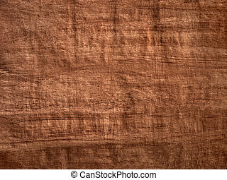 Organic wood bark paper with lighting gradient