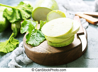 marrow squash vegetable