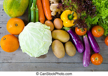 organický food