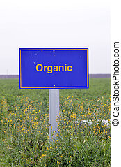 organický, strava.