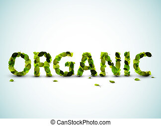 organický, -, vektor, vzkaz, udělal, od, čerstvý, nezkušený, zub