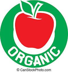 organico, etichetta