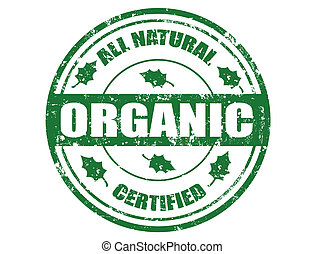 organico, francobollo