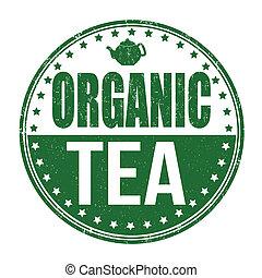 organico, tè, francobollo