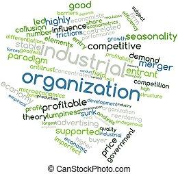 organisation, industrie