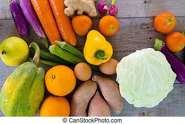 organisches essen