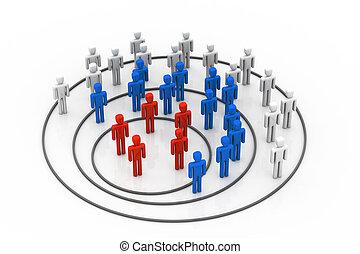 organização, conceito, negócio