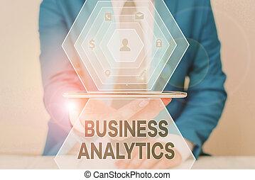 organizacja, metodyczny, analytics., tekst, badanie, data., pojęcie, treść, handlowy, pismo