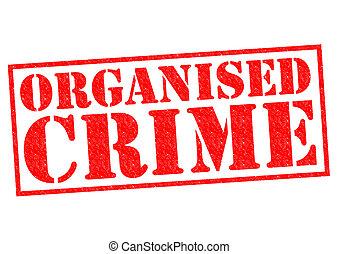 organizado, crime