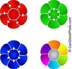 Organization charts - Templates of organization charts in...
