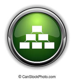 Organizational chart icon0 - Organizational chart icon....