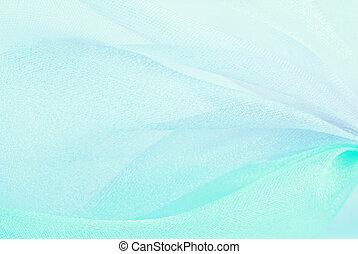 organza macro blurry texture background