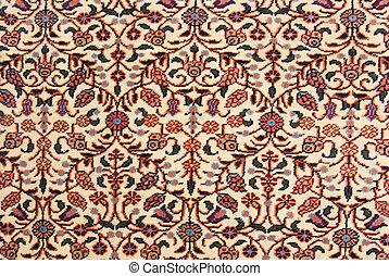 oriental, alfombra
