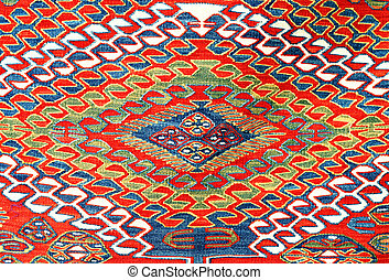Oriental Carpet Pattern