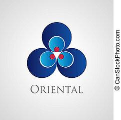 Oriental icon