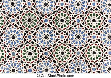 Decoraci n marruecos casablanca oriental mosaico - Decoracion marruecos ...