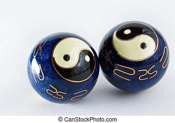 Oriental Stress Balls