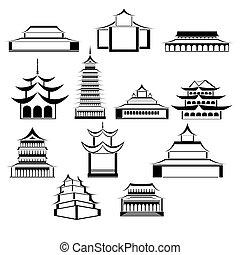 orientale, architettura