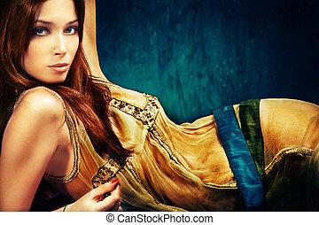 orientalische , stil