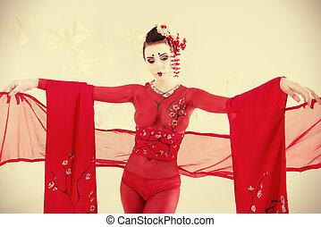 orientalny, sztuka