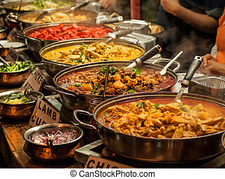 orientalsk mad