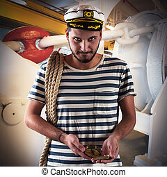 Orientation at sea