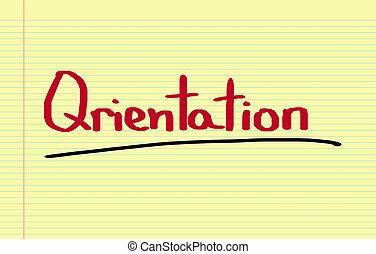 Orientation Concept