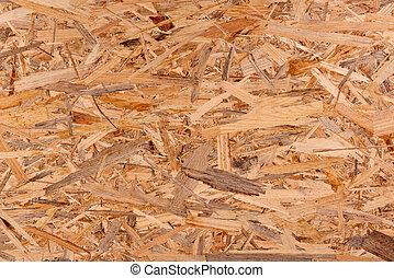 oriented, plank, osb, streng, textuur
